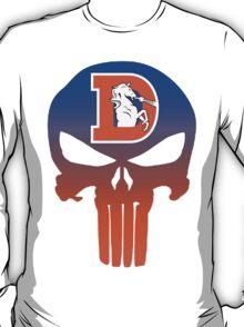 Denver Punishers - Retro T-Shirt