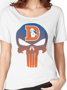 Denver Punishers - Retro Women's Relaxed Fit T-Shirt