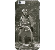 fireman iPhone Case/Skin