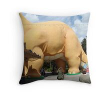 Disney World Throw Pillow