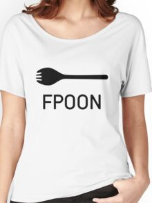 FPOON Women's Relaxed Fit T-Shirt