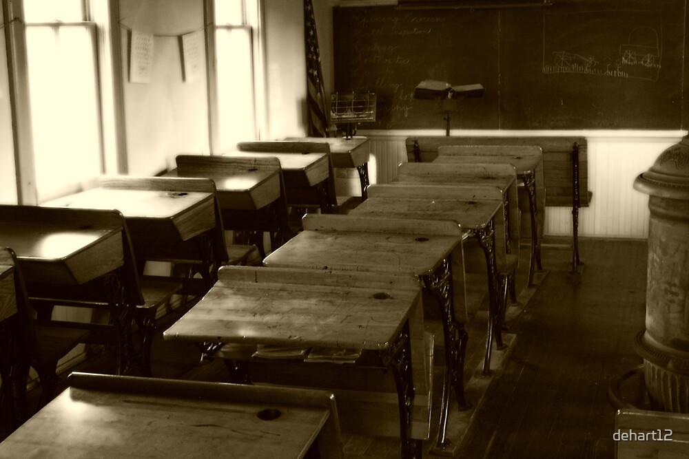 Old School by dehart12