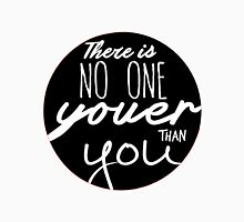 Dr Seuss - There Is No One Youer Than You Unisex T-Shirt