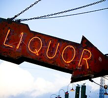 liquor by Andie  Smith