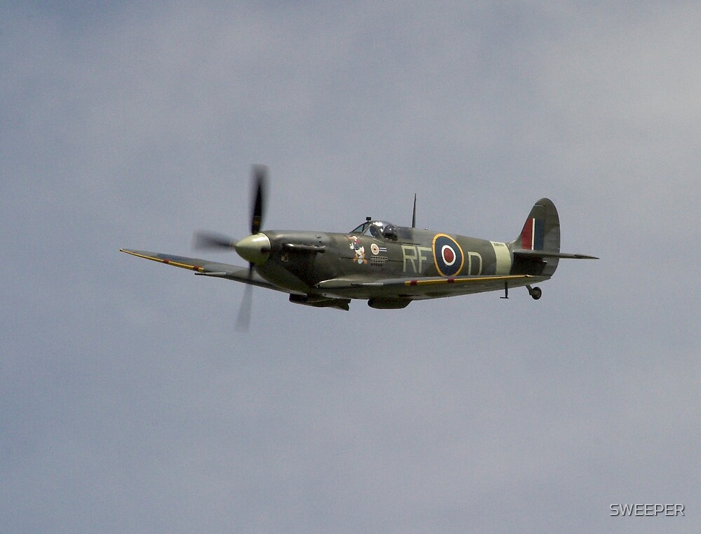 Spitfire  by SWEEPER