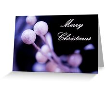 Merry Christmas Postcard Christmas Greeting Card