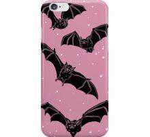 Batty in Rose iPhone Case/Skin