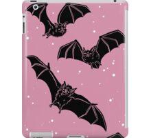 Batty in Rose iPad Case/Skin