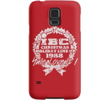 IBC Christmas Line Up- RED Samsung Galaxy Case/Skin