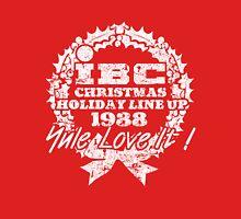 IBC Christmas Line Up- RED Unisex T-Shirt
