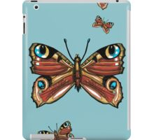 Admiral Butterfly iPad Case/Skin