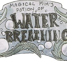 Potion of Water Breathing by AmberStone
