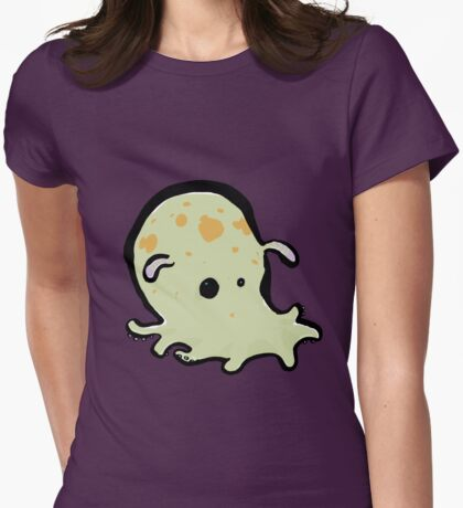 dumbo octopus Womens Fitted T-Shirt