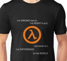 G MAN Unisex T-Shirt