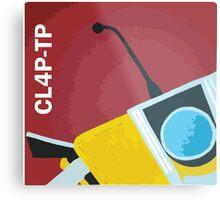 Claptrap! Metal Print