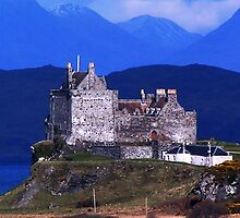 Castle Duart, Isle Of Mull. by Rois Bheinn Art and Design