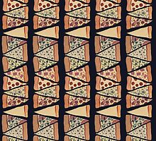 Pizza Pattern by apcomfort