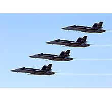 FA-18 Hornets Photographic Print