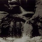 waterfall by daniel pelletier