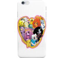 Adventure Time - Group Hug iPhone Case/Skin