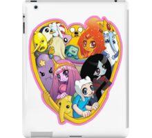 Adventure Time - Group Hug iPad Case/Skin