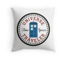 Converse Doctor Who Throw Pillow