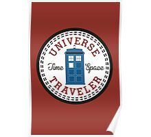 Converse Doctor Who Poster