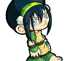 Avatar: The Last Airbender Toph by 57MEDIA