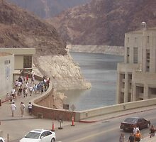 Hoover Dam by Renee Manke