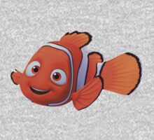 Finding Nemo Kids Clothes