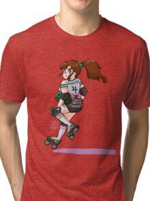 Roller Derby Jupiter Tri-blend T-Shirt