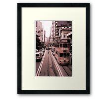 Leap Frogger Framed Print