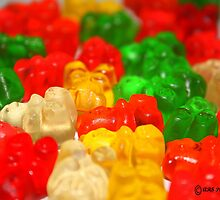 Gummy Bears by photomama4