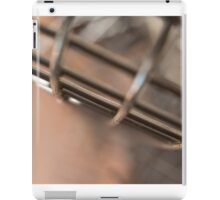 Wire Abstract iPad Case/Skin