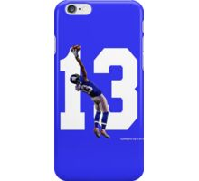 Catch it Like Beckham iPhone Case/Skin