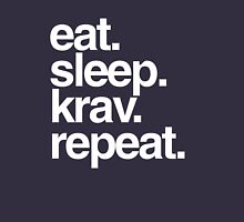 Eat Sleep Krav Repeat Women's Tank Top