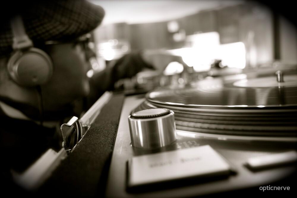 DJ NORMALITY by opticnerve