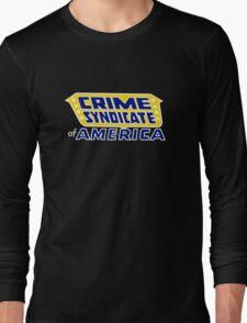 Crime Syndicate of America Long Sleeve T-Shirt