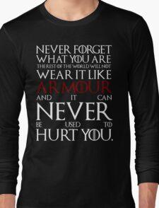 Wear It Like Armour Long Sleeve T-Shirt