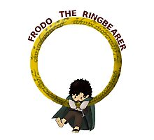 Frodo the Ringbearer Photographic Print