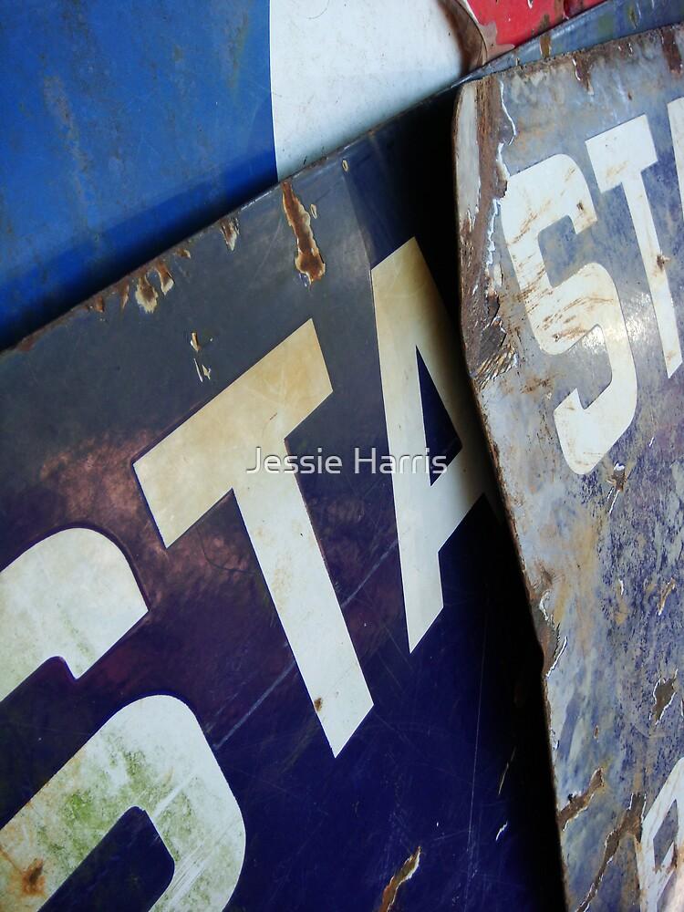 Signs by Jessie Harris