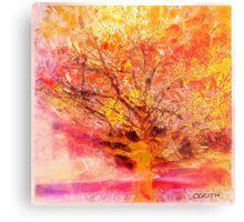 Journey Tree Metal Print