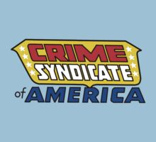 Crime Syndicate of America One Piece - Short Sleeve