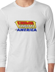 Crime Syndicate of America Long Sleeve T-Shirt