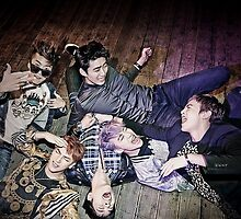 2pm Go Crazy by Chelsea-Kim