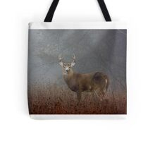 Big Buck - White-tailed deer Buck Tote Bag