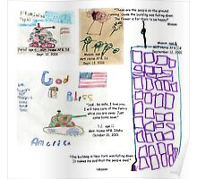 We Will Never Forget--9/11/01    Poster