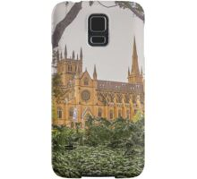 Towers and Spires of St Mary's Samsung Galaxy Case/Skin