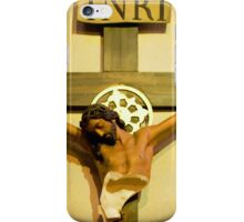 Crucifixion iPhone Case/Skin