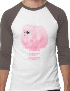 It's so fluffy! Men's Baseball ¾ T-Shirt